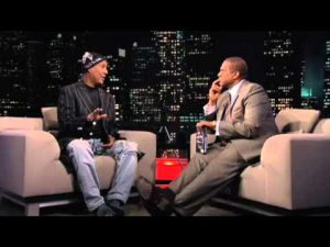 paul mooney cracks up tavis smiley