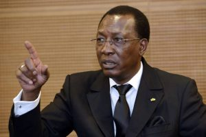 Idriss Déby President of Chad