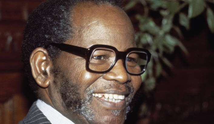 Oliver Tambo South African Biography