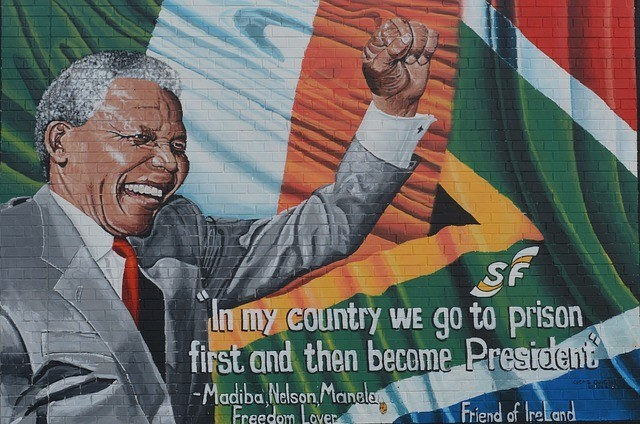 The Late Great Nelson Mandela as President